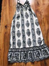 Just Jeans Summer Long Dress Size 8
