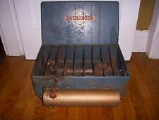 Vintage American Gas Machine Company Kampkook Model 282 Camp Fuel Stove Coleman