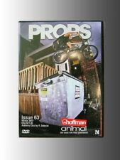 PROPS Issue 63 BMX Bicycle - DVD Video
