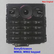 100% Genuine Original Sony Ericsson W902,W902i Keypad Fascia Housing BlackPurple