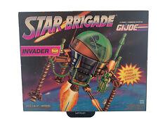 star brigade gi joe Invader 1993 New In Box Never Opened