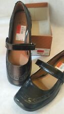 NEW Life Stride Black Patent Mary Jane Shoes Size 8