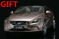 Car Model Volvo V40 1:18 (Gold) + SMALL GIFT!!!!!!!!!!!