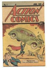 Action #1 - 1976 - DC - NM- - comic book