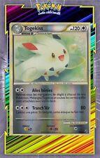 🌈Togekiss Reverse - HS04:Indomptable - 9/90 - Carte Pokemon Neuve Française