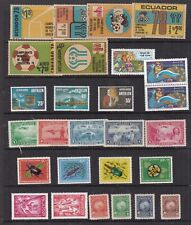 Latin America ^Older 27 Mnh collection $@dcc10latin