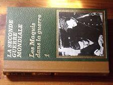 $$$ Livre Ed FamotLa Seconde Guerre MondialeLes Maquis dans la guerre 1