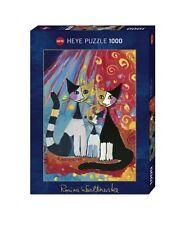 Puzzle e rompicapi Heye in carta