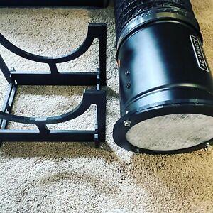 "3D-Grow 6"" AC INFINITY Inline Fan Stand Grow Tent"