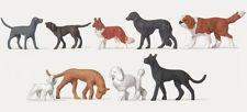 Merten 2466 HO Hunde 9 Figuren