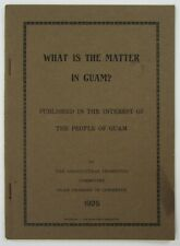 New listing Vintage Guam Agricultural History Coconut Cultivation Copra Chamorro 1925