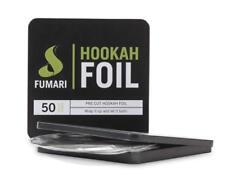 Fumari Hookah Foil 100ct (2 tins x 50 foils) FREE SHIPPING