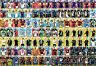 Scegli cards Plus Calciatori Adrenalyn XL 2019-20, Panini: numeri bis, 470-520