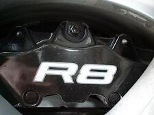 AUDI R8 V8 V10 Spyder GT Brake Caliper Calliper Decals Stickers ALL OPTIONS