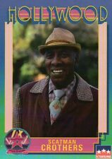 Scatman Crothers Actor, Hollywood Star, Walk of Fame Trading Card - NOT Postcard