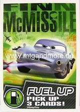 Cars 2 tcg-Finn McMissile-fuel up
