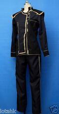 Mass Effect 3 Alliance Cosplay Costume Custom Made <lotahk>