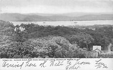 BRIARCLIFF MANOR NY VIEW HUDSON RIVER FROM BRIARCLIFF LODGE PRE-07 P/C
