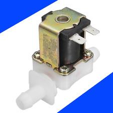 12V 12mm N/C Plastique Vanne Électrique Electrovanne Valve Magnétique Air d'eau