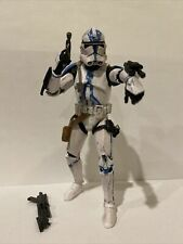 Star Wars Black Series 501st Legion Clone Trooper Custom Action Figure
