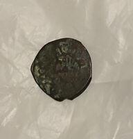 Shaybanid. Copper dinar. Uzbekistan .Central Asia. 911 AH.