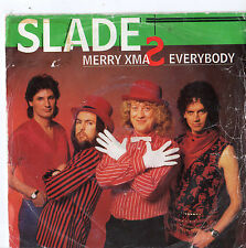 "Slade - Merry Xmas Everybody 7"" Single 1985"