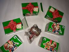NINTENDO 64 N64 Taco Bell Toys Lot of 7 & Gift Box 1997 NEW RARE Vintage Mario