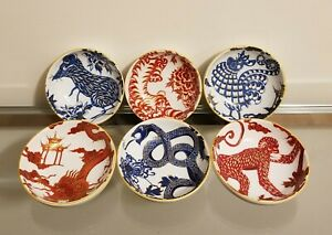 "Williams Sonoma Lunar Zodiac Dip Bowls ""YOU PICK"" New"