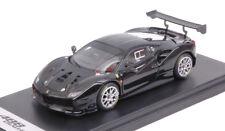 Ferrari 488 Challenge Nero Ds 1250 1:43 Model LOOKSMART