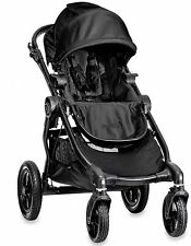 Baby Jogger City Select All Terrain Single Stroller Black Frame Black NEW