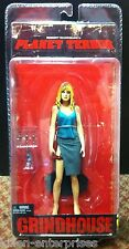 Planet Terror Grindhouse Marley Shelton as Dakota Action Figure NECA 2007