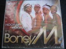 3 CD-Box  BONEY M.  Hooray! Hooray!  It's Boney M.  OVP  Reader's Digest Readers
