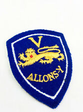 Canadian Military V Mechanized Brigade Wool Patch Badge Allons-y