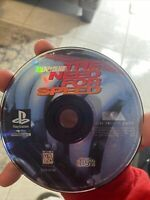 Road and Track, The Need for Speed, Sony Playstation 1, PS1, Disc Only