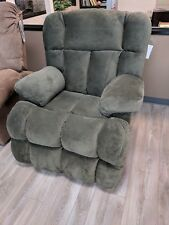 Catnapper Power Cloud 12 Recliner Chair in Sage Fabric