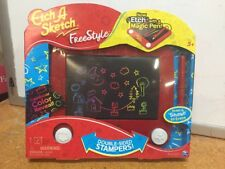 Etch A Sketch Freestyle Double-Sided Stampers Toy