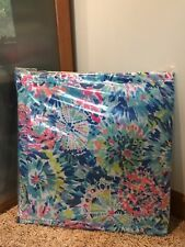 NEW Lilly Pulitzer Beach Mat/Chair; Dive In - Splash into Summer, 2017