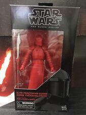 Star Wars Black Series Elite Praetorian Guard - The Last Jedi 6 Inch Figure