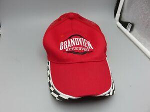 Red Racing Grandview Speedway Hat Bechtelsville, PA