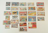 Vintage Paper Magazine Advertisements Board Games Milton Bradley Disney Lot 27