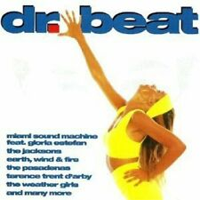 Dr. Beat (1994) + CD + Miami Sound Machine, Patti LaBelle, Jacksons, Billy Oc...