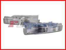 95-99 PONTIAC SUNFIRE CLEAR BUMPER SIGNAL LIGHTS NON GT