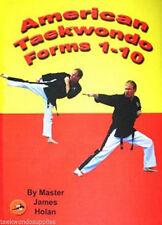 Taekwondo Forms Kata Training DVD / Video karate