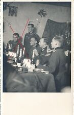 Nr.18010  Foto PK 2 Weltkrieg  Deutsche Soldaten Weihnachtsfeier  1942  Ukraine