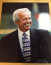 Marty Brennaman #1 Cincinnati Redrs Color 8x10 Team Photo Redsfest