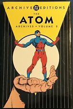 The Atom  Volume #2  DC Archives  NM  2003