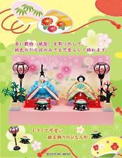 Re-Ment Miniature Japan Traditional Girl's day Festival Doll Full Set