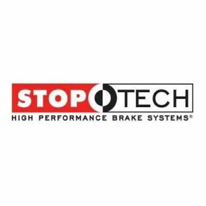 StopTech 308.1801 Street Brake Pads with Shims For 16-19 Mini Cooper Clubman NEW
