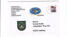 2002 KOSOVO UN MISSION KFOR GERMANY ARMY-Cover SIKERUNGSKOMPANIE-4°GEOCONKF-K335