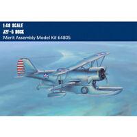 Merit 64805 1/48 Scale J2F-5 Duck Plastic Assembly Aircraft Model Kits